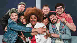 The Suffers On World Cafe