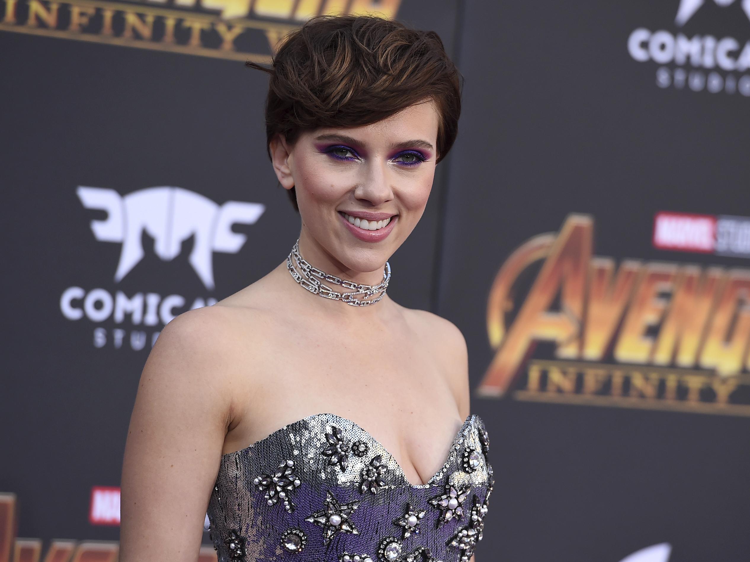 Amid Backlash Scarlett Johansson Drops Transgender Role Npr
