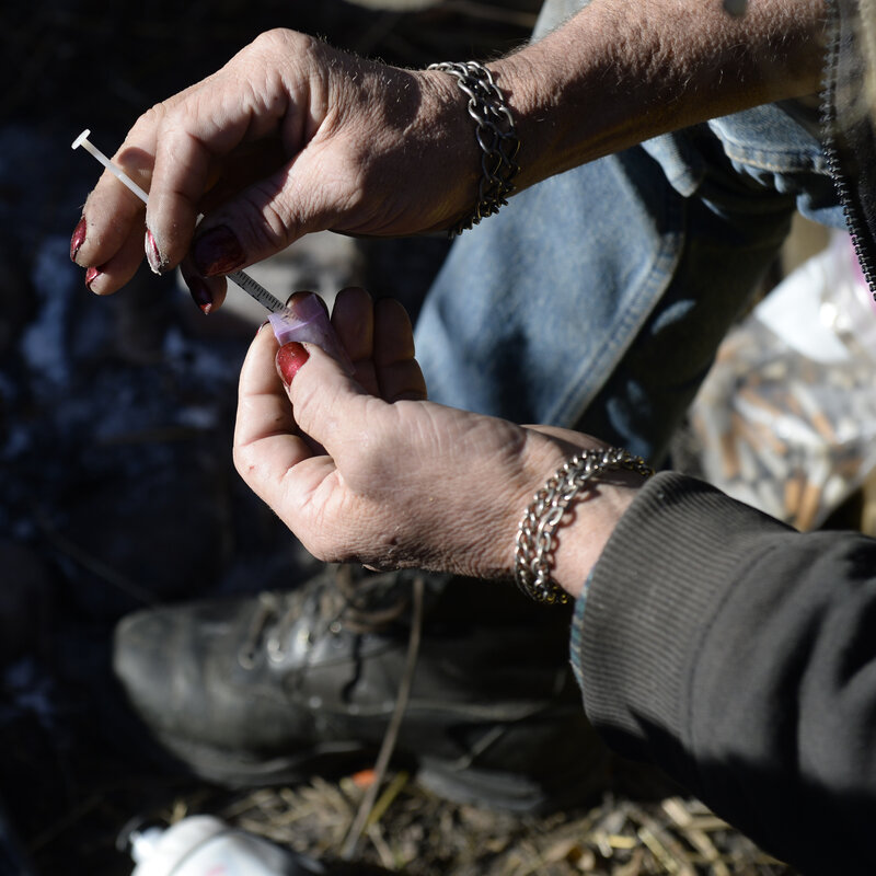Meth Is Back  It's Stronger, Purer And Snaring Another Rural