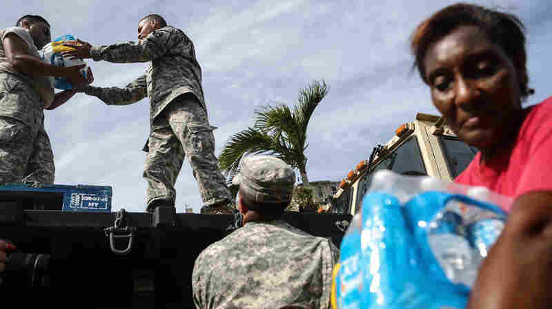 FEMA Report Acknowledges Failures In Puerto Rico Disaster Response