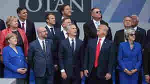 Opinion: The Problem With Trump's Wrecking Ball Approach To NATO