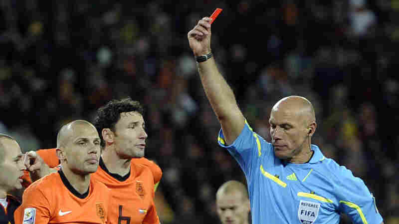 Ex-World Cup Final Referee Talks About This Critical Role Ahead Of Croatia Vs. France