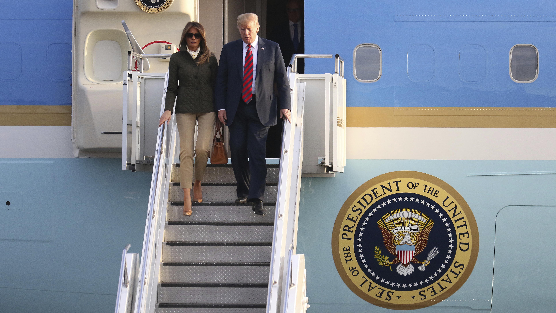 npr.org - Merrit Kennedy - Trump Says He Sees The European Union As A 'Foe' Of U.S.