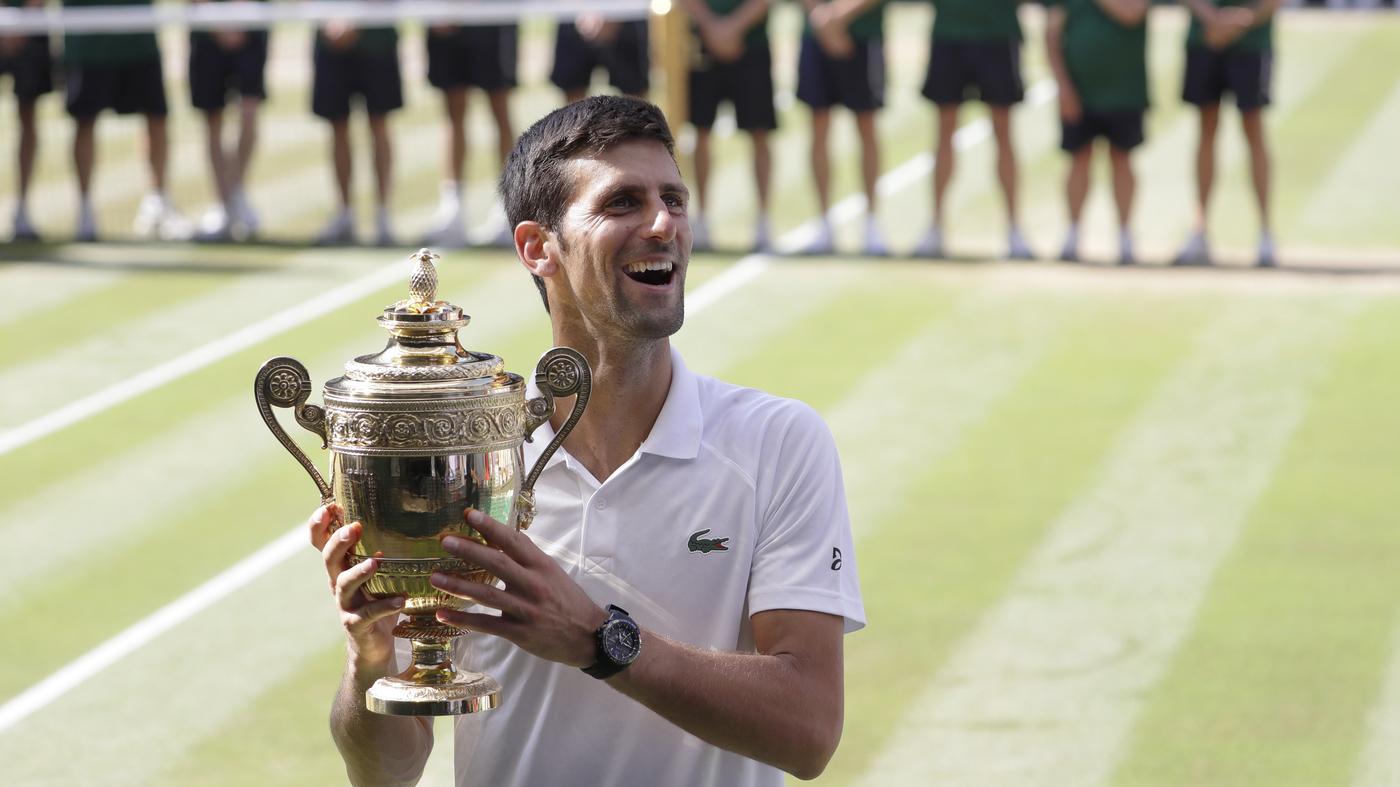 Novak Djokovic Beats Kevin Anderson To Win Fourth Wimbledon