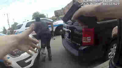 Chicago Police Release Body Cam Footage Of Deadly Shooting