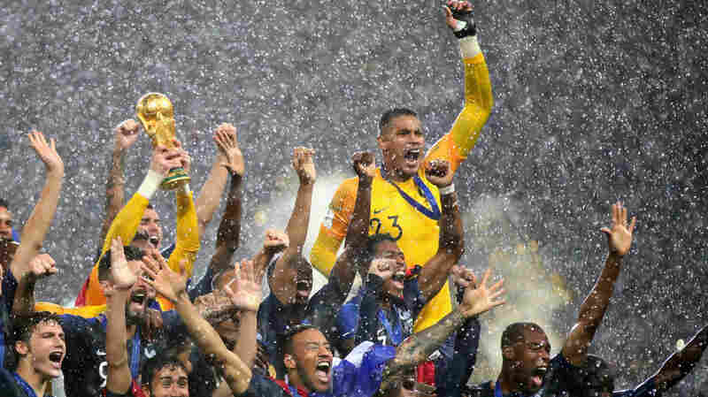 'On Top Of The World': France Wins World Cup