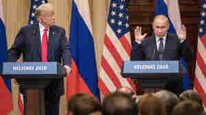 Transcript: Trump And Putin's Joint Press Conference