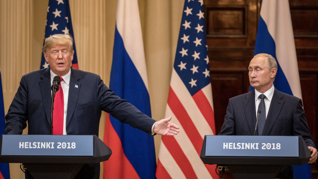'Disgraceful,' 'Pushover,' 'Deeply Troubled': Reaction To The Trump-Putin Summit