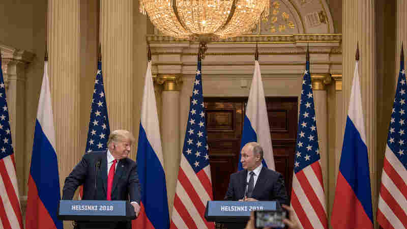 Trump's Helsinki Bow To Putin Leaves World Wondering: Why?