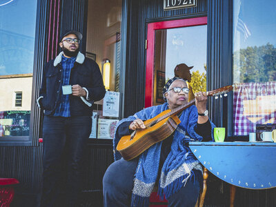 First Listen: Madisen Ward And The Mama Bear, 'The Radio Winners'