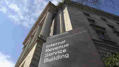 Dark Money Groups Get A Little Darker, Thanks To IRS