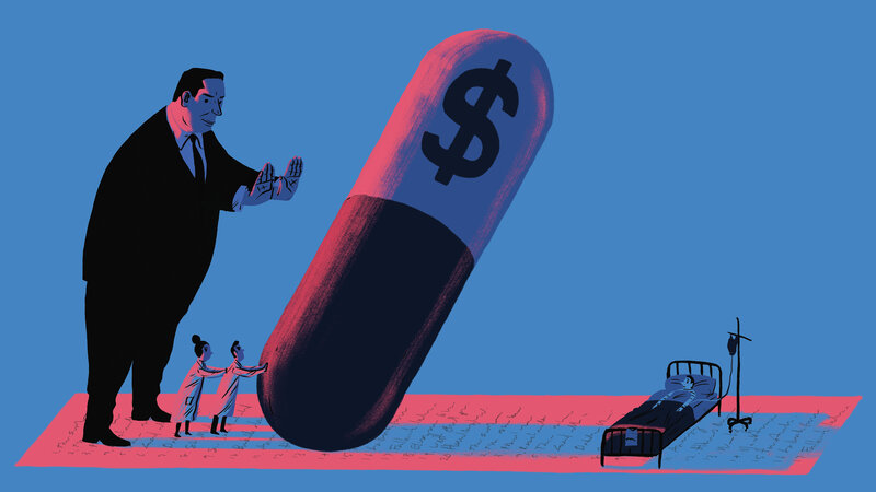 Pharma Company May Have Downplayed Side >> Investigation How Drugmakers Exert Influence On Medicaid S