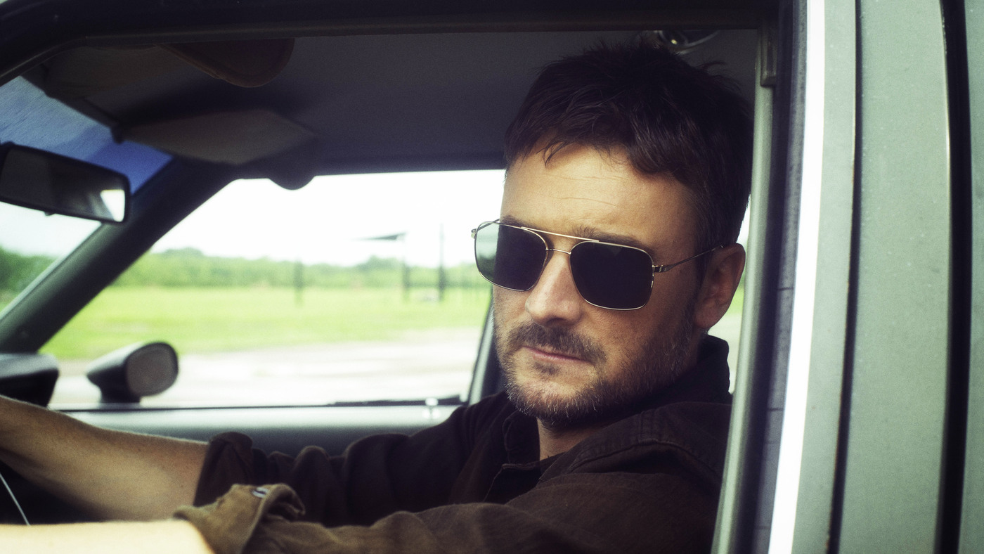 2053ceaa2e Eric Church Gets Busted By His Record Label In New Video For  Desperate  Man    NPR