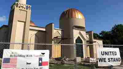 Texas Man Found Guilty Of Hate Crime For Burning Mosque