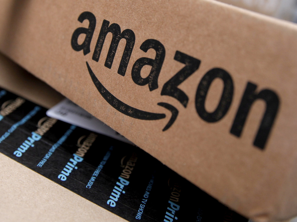 In shadow marketplaces, positive reviews for Amazon products are bought and sold. The company says it's cracking down and that it estimates that less than 1 percent of reviews are fake. (Mike Segar/Reuters)