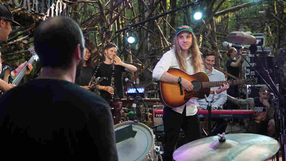 Andy Shauf, 'Quite Like You' (Live At Pickathon)