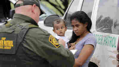 Lawsuit Says Migrants Were Subjected To Dirty Detention Facilities, Bad Food And Water