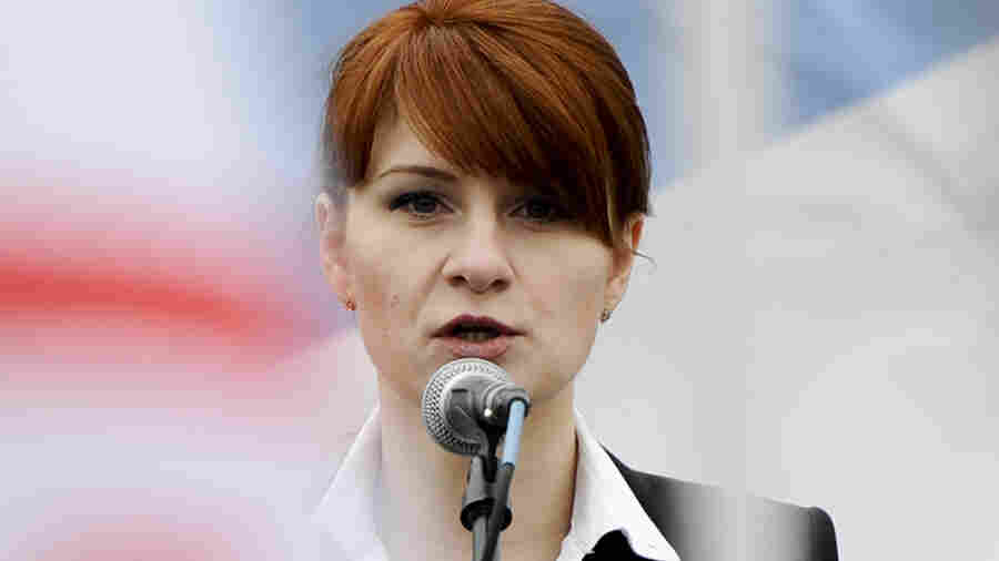 Judge Orders Maria Butina, Linked To Russian Spy Agency, Jailed Ahead Of Trial
