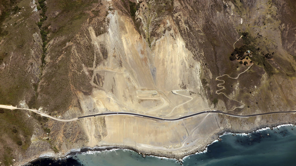 Lifeline  Stretch Of California s Highway 1 Reopens Months After Massive Mudslide
