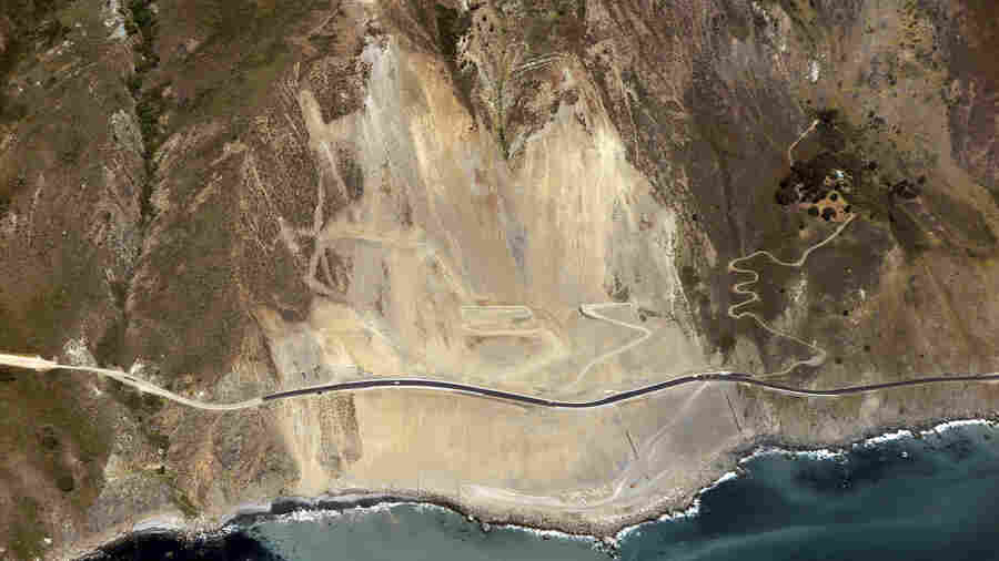 'Lifeline' Stretch Of California's Highway 1 Reopens 14 Months After Massive Mudslide