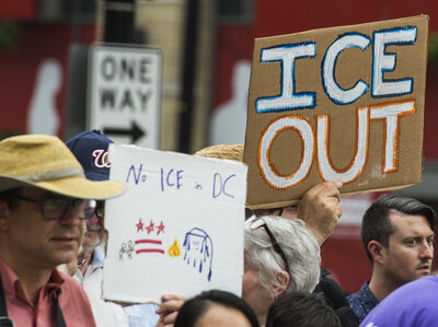 Republicans Force Democrats To Go On Record Over Immigration Agency