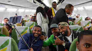 Commercial Plane Flies From Ethiopia To Eritrea For First Time In 20 Years