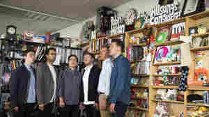 The King's Singers: Tiny Desk Concert