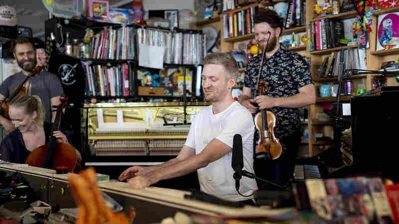 Ólafur Arnalds: Tiny Desk Concert