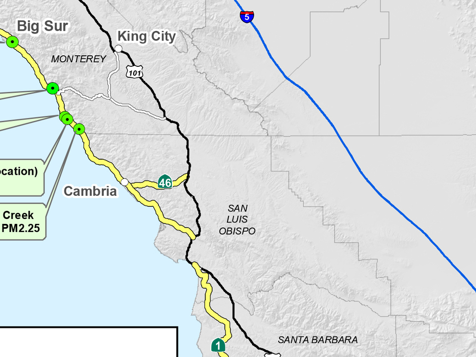 Lifeline' Stretch Of California's Highway 1 Reopens 14 Months After on