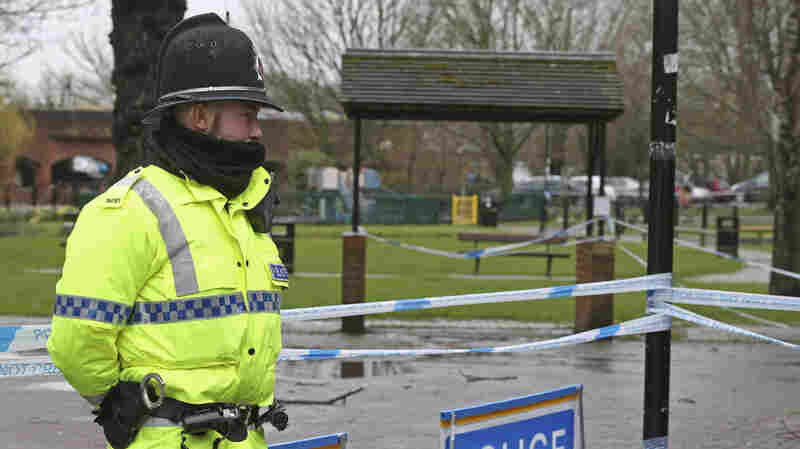 British Police Reportedly Identify Russian Suspects In Nerve Agent Attack On Skripals