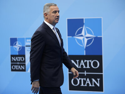 In Interview, Trump Appears To Question NATO's 'Collective Defense' Clause