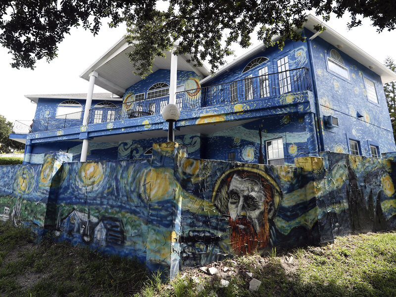 Florida Settles Legal Battle To Keep The Starry Night House
