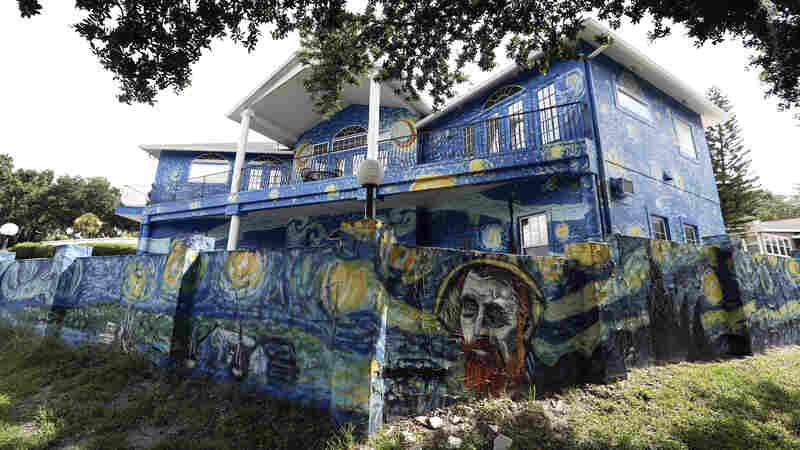 Florida Couple Settles Legal Battle To Keep 'The Starry Night' House