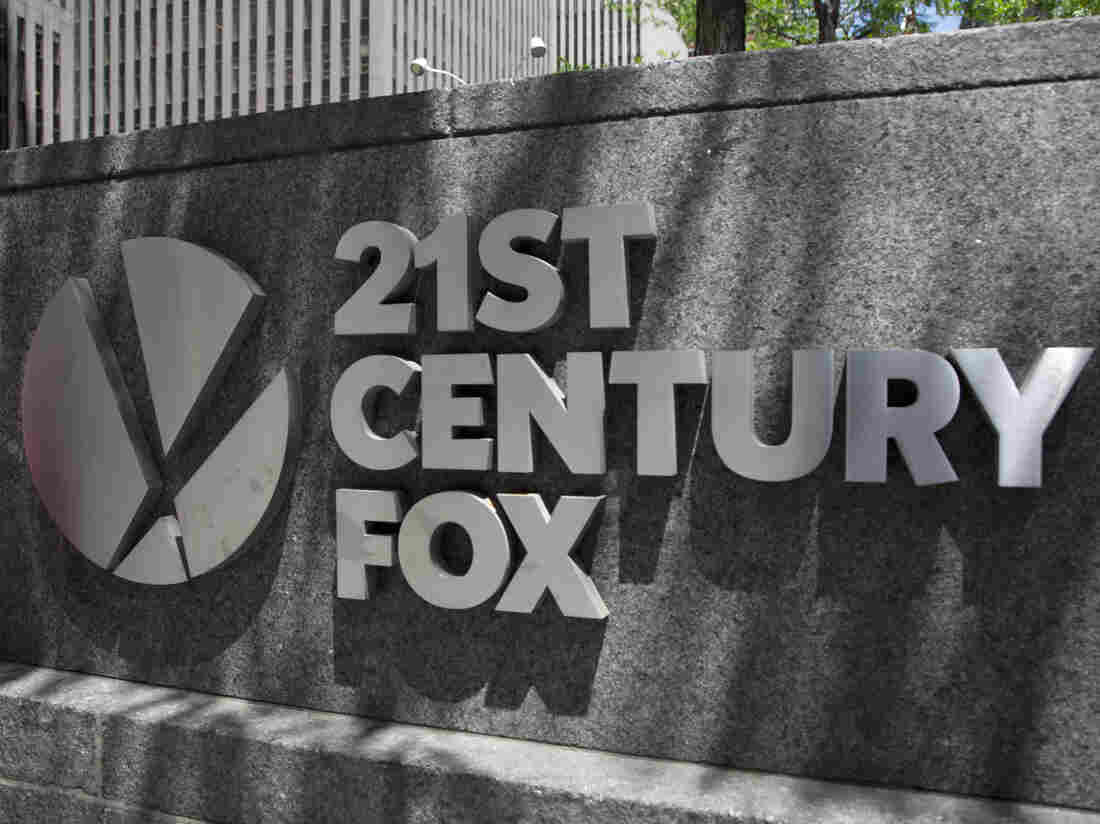 Comcast Drops Out Of Fox Bidding, Ceding Prize To Disney