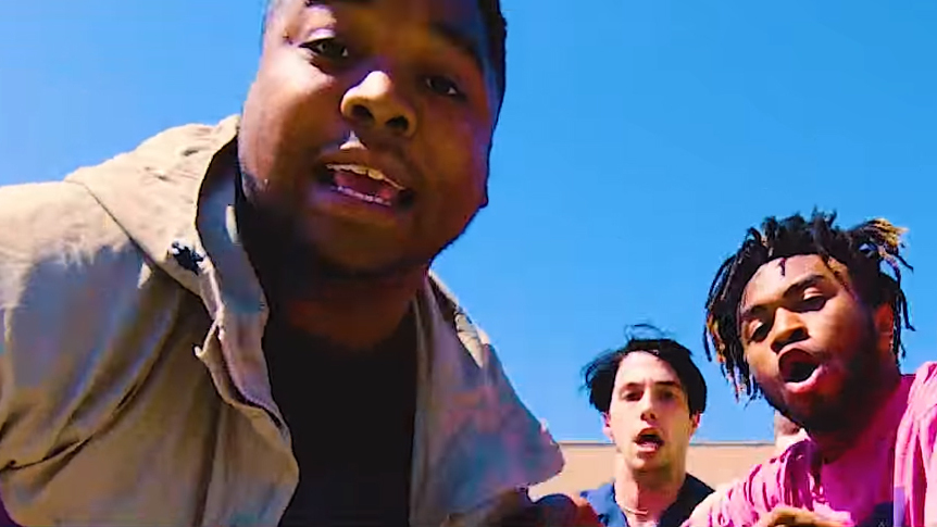 Brockhampton Wilds Out In 1998 Truman Video Npr