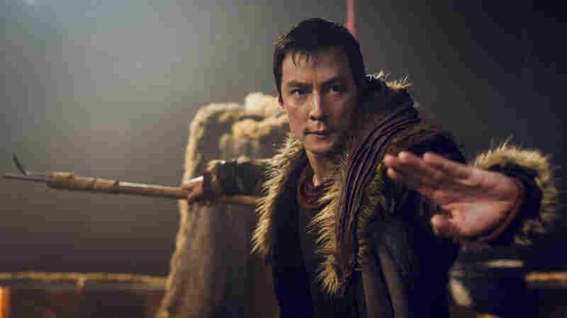 A Superstar In China, Daniel Wu Emerges In His Native California