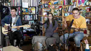 Flasher: Tiny Desk Concert
