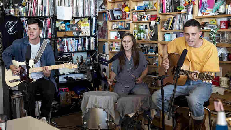 Flasher: Tiny Desk Concert