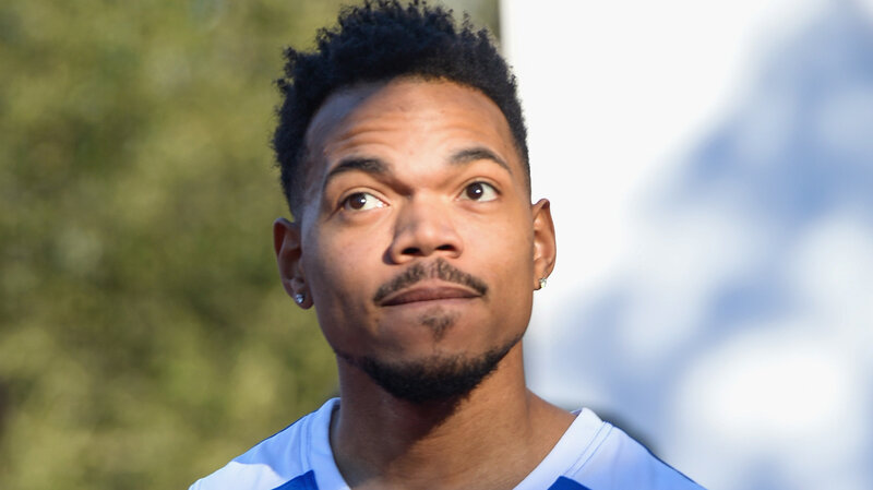 Chance The Rapper Releases Suite Of Songs Reveals New Role As Media