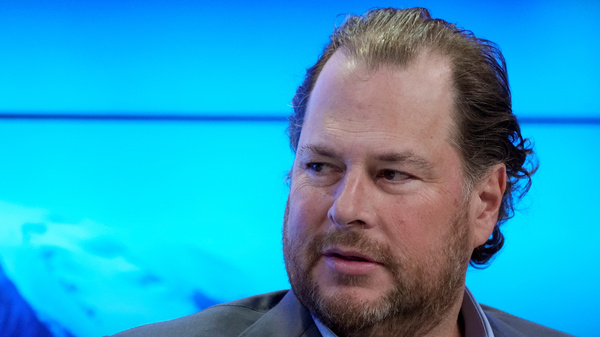 Salesforce CEO Marc Benioff has been under mounting pressure for the company