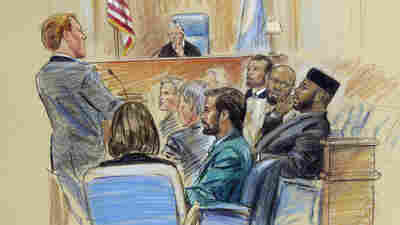 Judge Vacates Terrorism Convictions Of Man Who Had Trained With Paintball Group