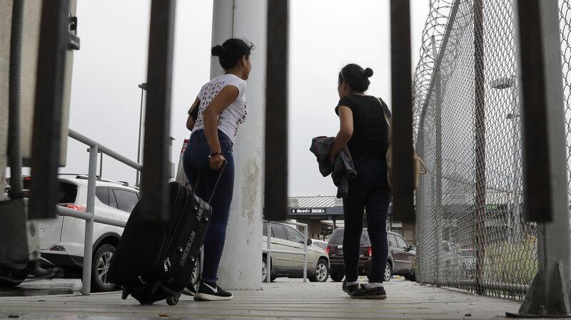 Denied Asylum, But Terrified To Return Home : NPR