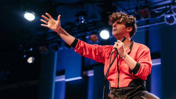 Low Cut Connie performs live at NON-COMM 2018 at World Cafe Live in Philadelphia, recorded live for this session.