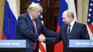 After Trump's Helsinki Comments, Ohio County GOP Chairman Resigns With 'No Regrets'