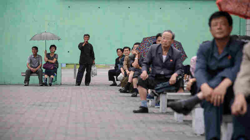 North Korean Economy Suffered Sharpest Drop In 2 Decades, South Says