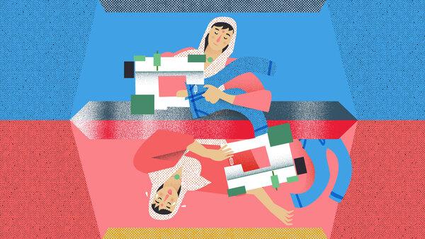 illustration promo version