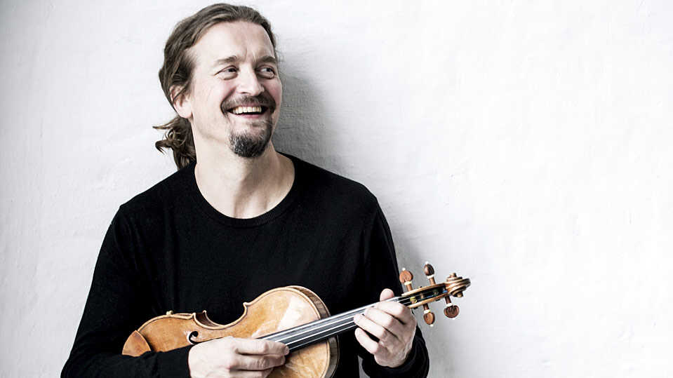Christian Tetzlaff: Don't Mind Me, I'm Just The Violinist