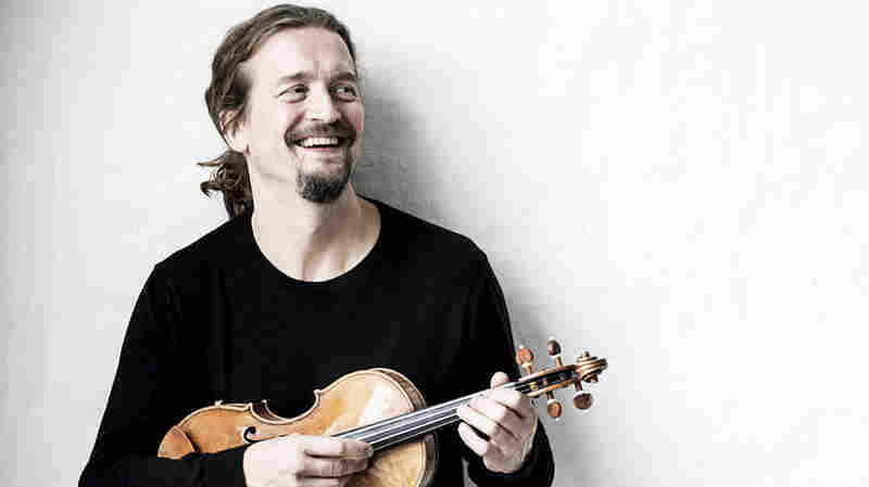 Christian Tetzlaff: Don't Mind Me, I'm Just The Violinist
