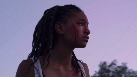 Willow Smith is the lone survivor of a car crash in Zhu and Tame Impala