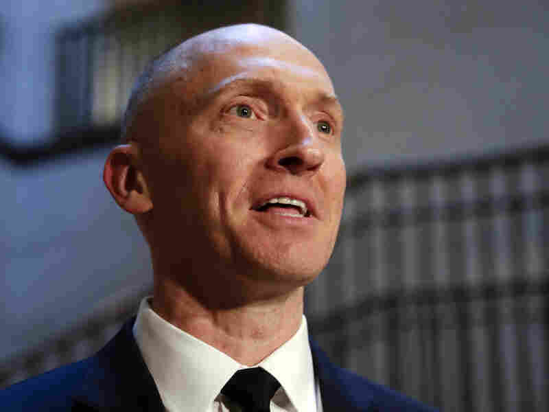 Trump tries to spin Justice Department documents outlining Carter Page's Russian Federation contacts